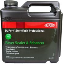 Paver Natural Sealer Cure Time