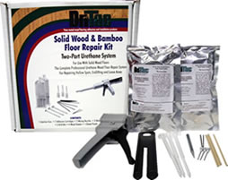 The Flor Stor Factory Hardwood Flooring Touch Up Kits
