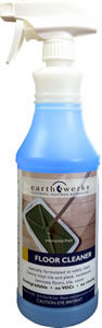 The Flor Stor Earthwerks Hardwood Maintenance Products