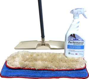 The Flor Stor Quick Step Laminate Floor Cleaners