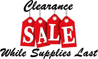 The Flor Stor Clearance Sale
